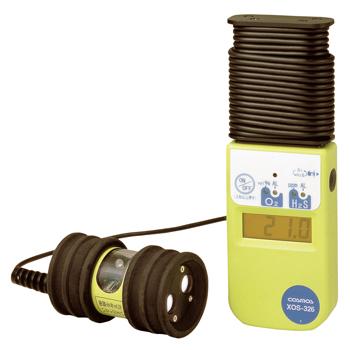 酸素・硫化水素濃度計 XOS-326