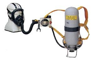 空気呼吸器 ライフゼム K30