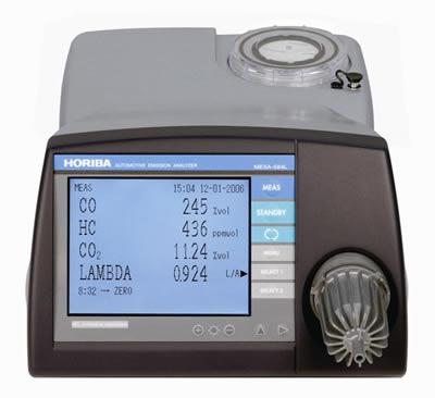 自動車排ガス測定器 MEXA-584L