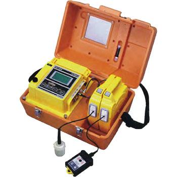 有害ガス検知器 GX-2000(酸素、可燃性、一酸化炭素、硫化水素)